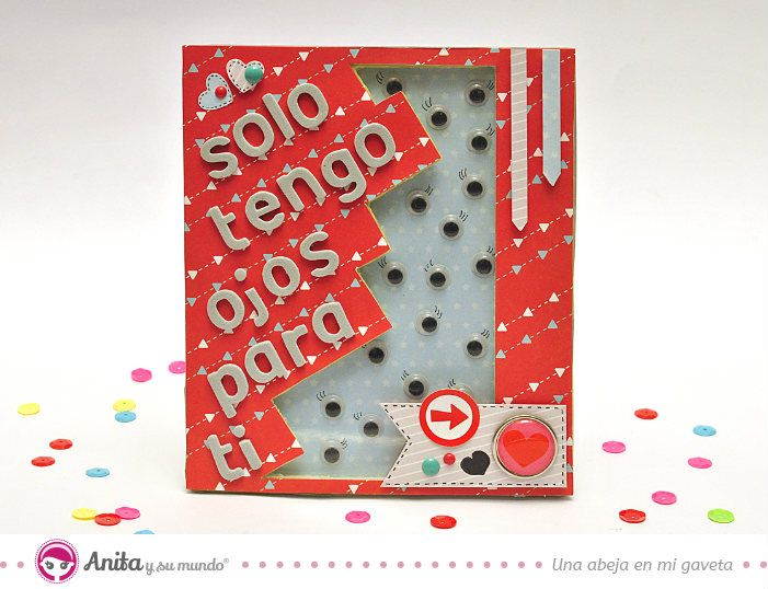 Manualidades tarjeta para mi novio tarjetas pinterest - Que hacer para sorprender a tu pareja ...