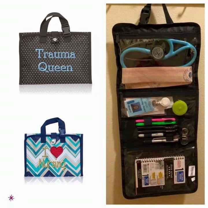 bd25a613bb Nursing Supply Organization - Thirty One Timeless Beauty Bag ...