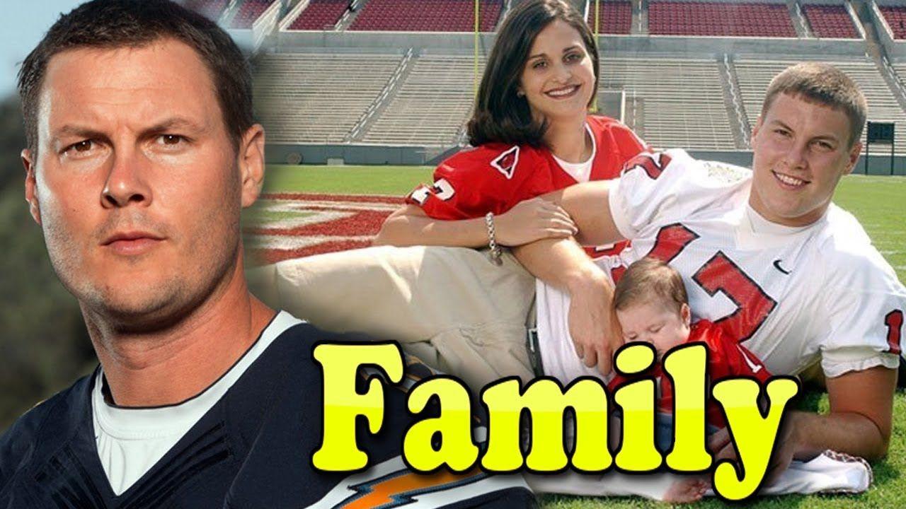 Philip Rivers Family Photos With Daughter Son And Wife Tiffany Rivers 2019 Family Photos Philip Celebrity Couples