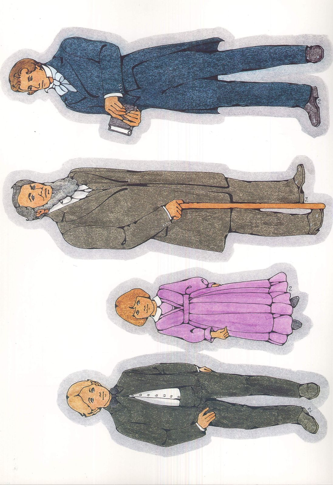 Primary Cutouts from lds.org. #ldsprimary | primary | Pinterest ...