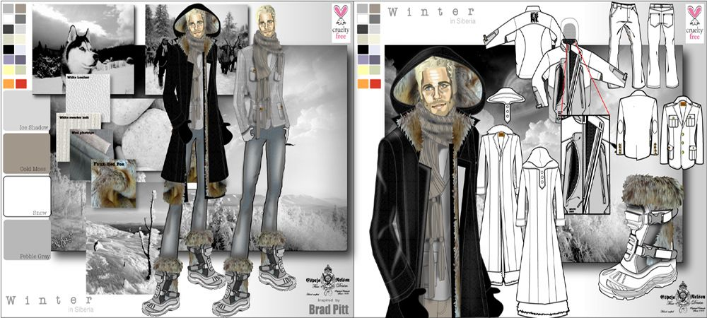 Pin By Edita Valovicova On Design Boards Fashion Design Design Design Career