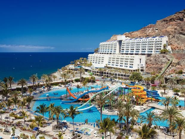 Gran Canaria From Glasgow 3 All Inclusive Paradise