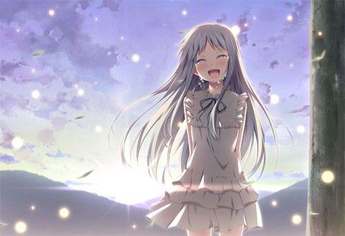 Weinende Anime
