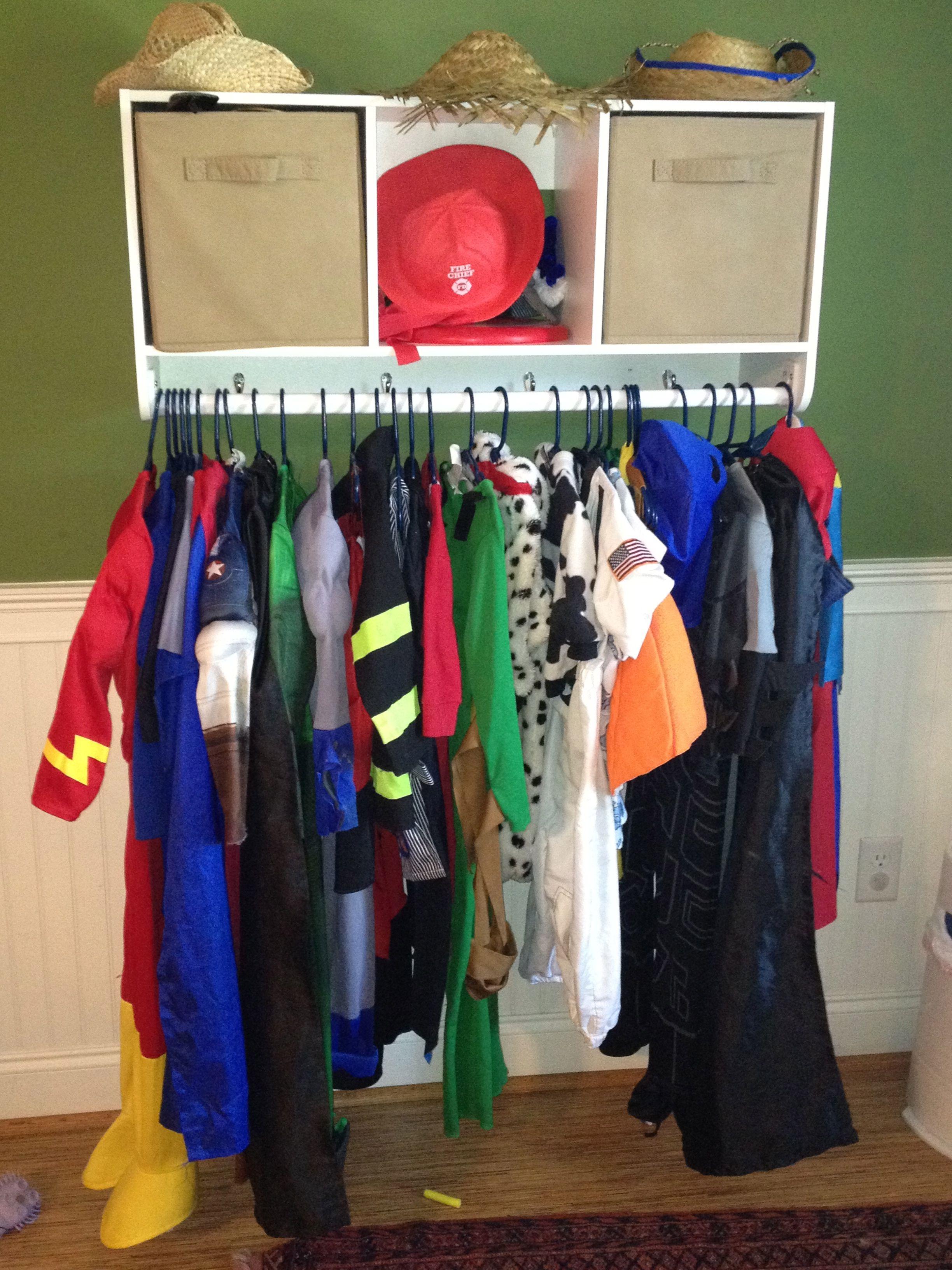 Costume Storage Martha Stewart Wall Unit Model # 4937