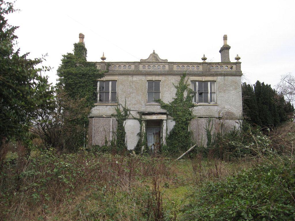 Abandoned England Abandoned House Fenstanton Near To