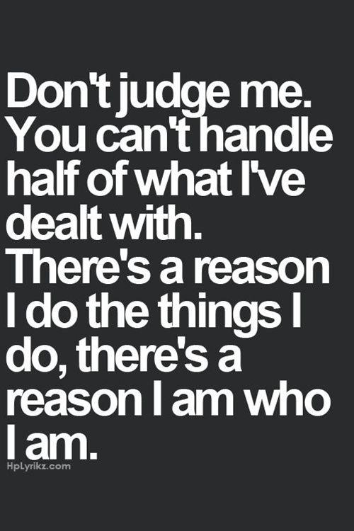 Unique Let People Judge You Let Them Misunderstand You Let Them