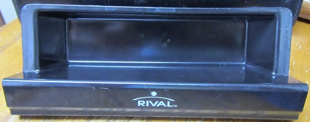Rival Electric Counter Top Griddle Replacement Slide Out