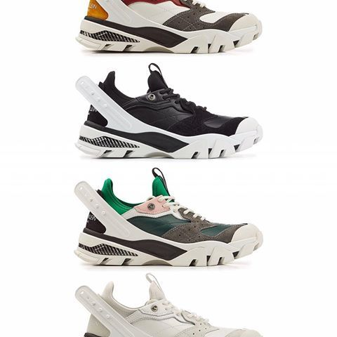 new styles d2efe d1bcf hypebeastkicks Heres your best look at Calvin Kleins new Carlos 10  sneakers for its