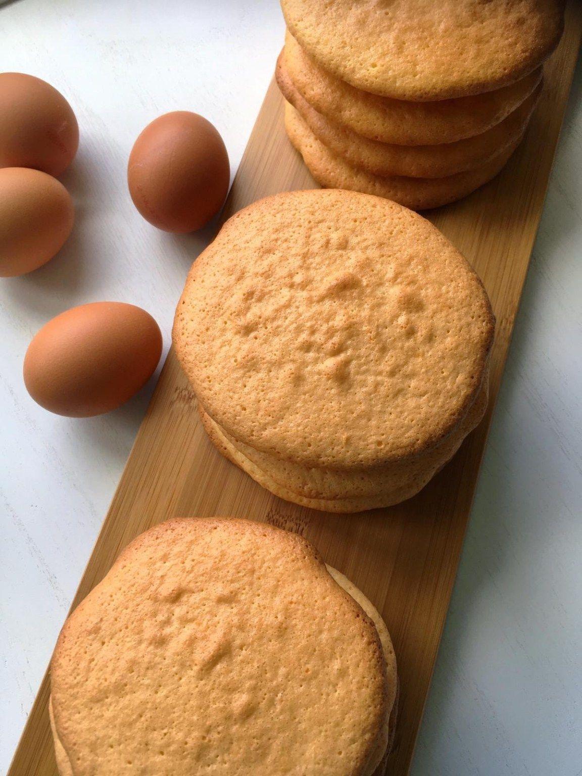 Eierkoeken - Tasty Food SoMe