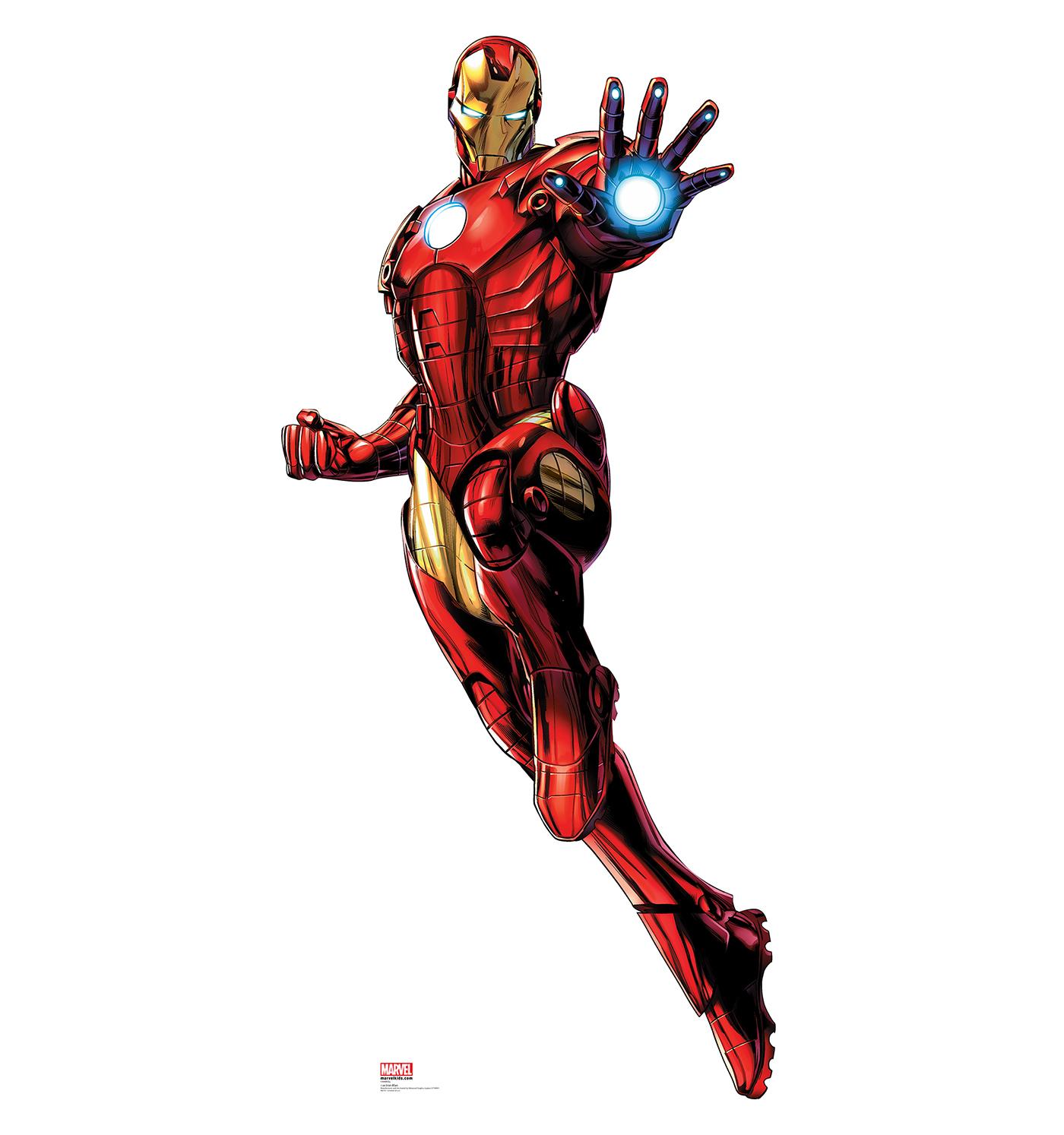 Similiar Iron Man Cartoon Clip Art Keywords