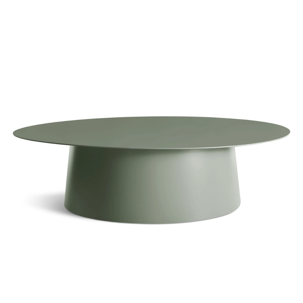 Circula Large Coffee Table Round Coffee Table Modern