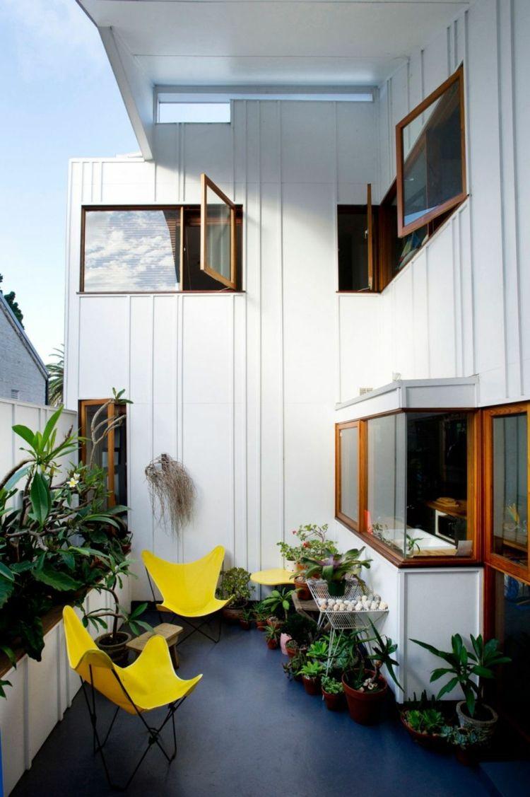 60 inspirierende balkonideen so werden sie einen traumhaften balkon gestalten balkonm bel - Dachwohnung gestalten ...