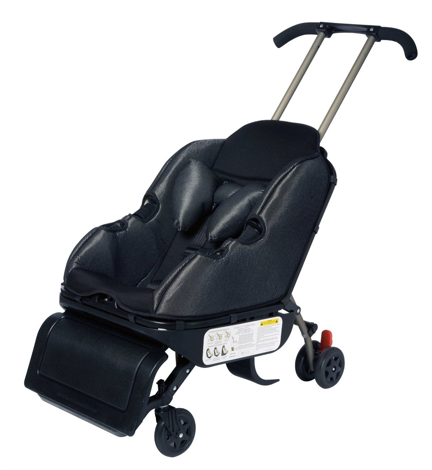 Lilly Gold Sit 'n' Stroll 5 in 1 Car Seat and