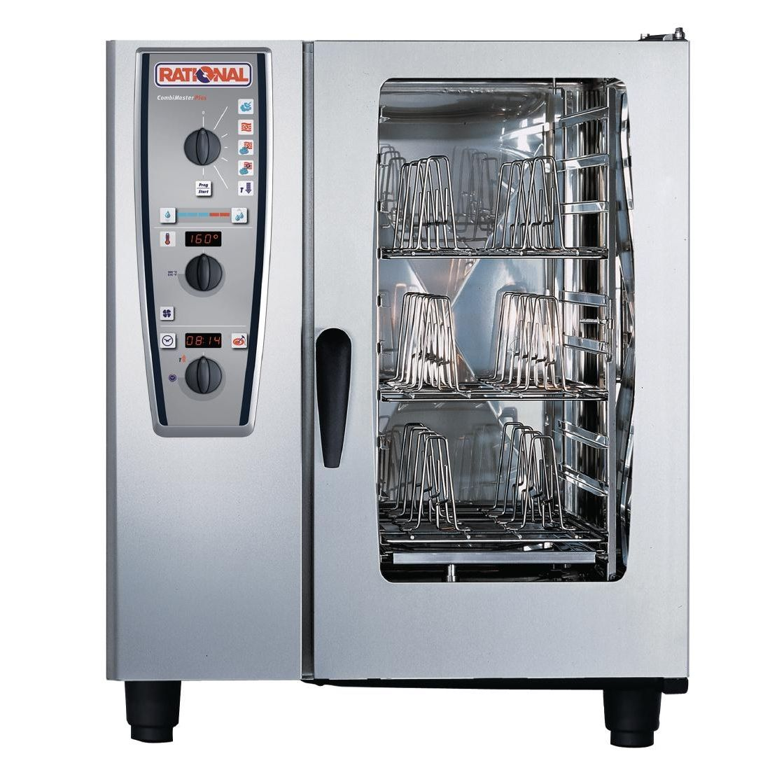Rational Scc101g P 10 Grid Self Cooking Center 1 1gn Propane Gas Lpg Combination Commercial Kitchen Appliances Combination Oven Commercial Catering Equipment