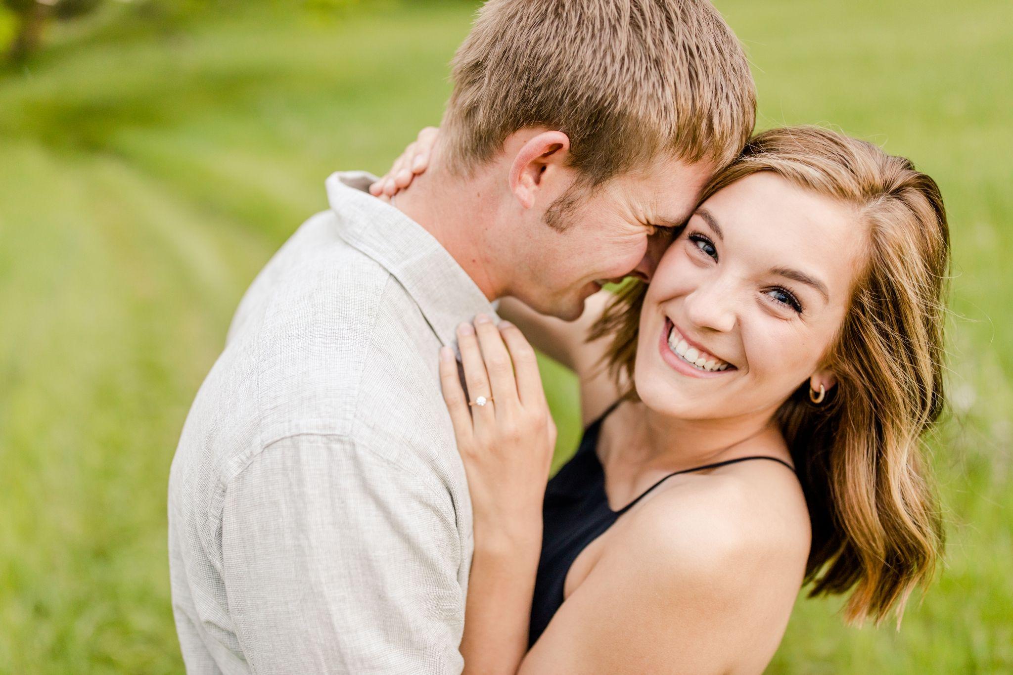 Barnesville wedding photographers engagement photos engagement