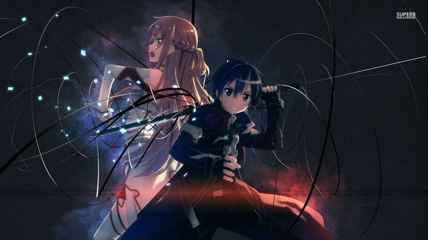 Sword Art Online Wallpapers HD Desktop Backgrounds Images And