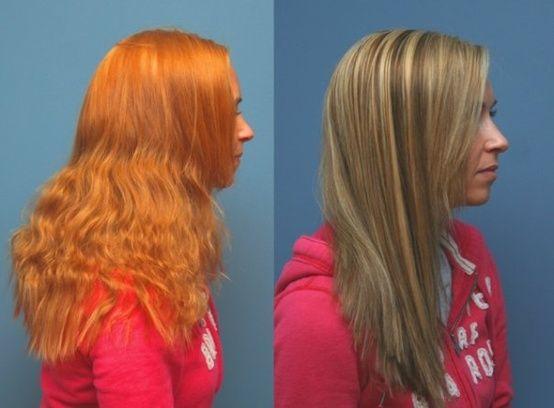 Ginger correction