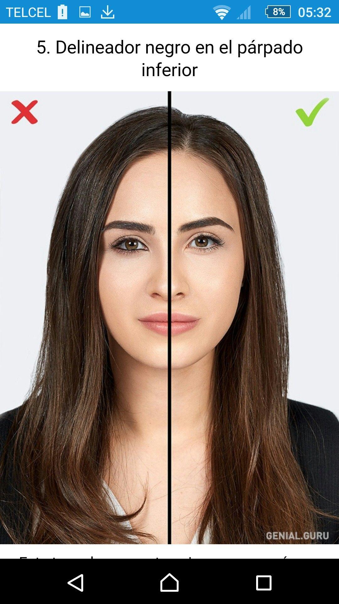10Сommon Makeup Mistakes That Make UsLook Older