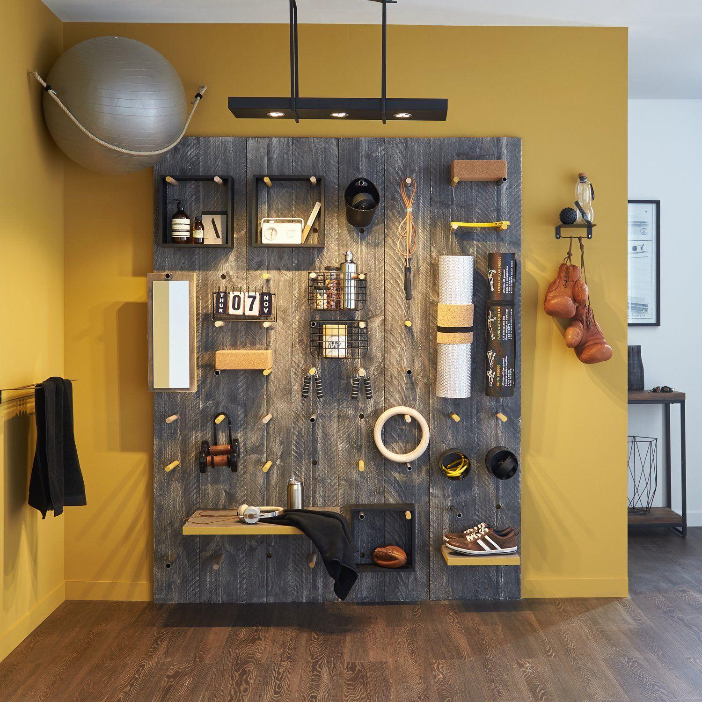Les Produits Les Conseils Et Les Idees Pour Le Bricolage La Decoration Et Le Jardin Leroy Merlin Home Gym Decor Workout Room Home Gym Room At Home
