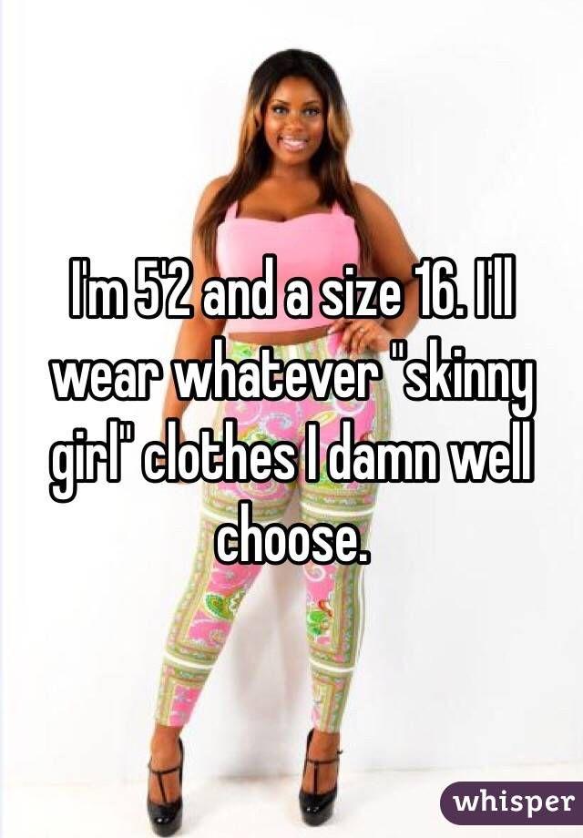 Skinny girl with dd
