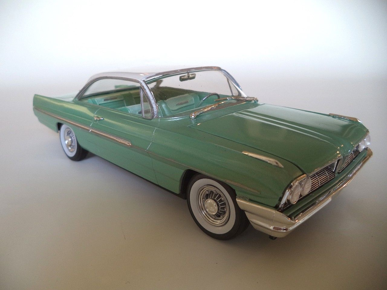 Gallery Pictures 1961 Pontiac Ventura Sd Plastic Model Car