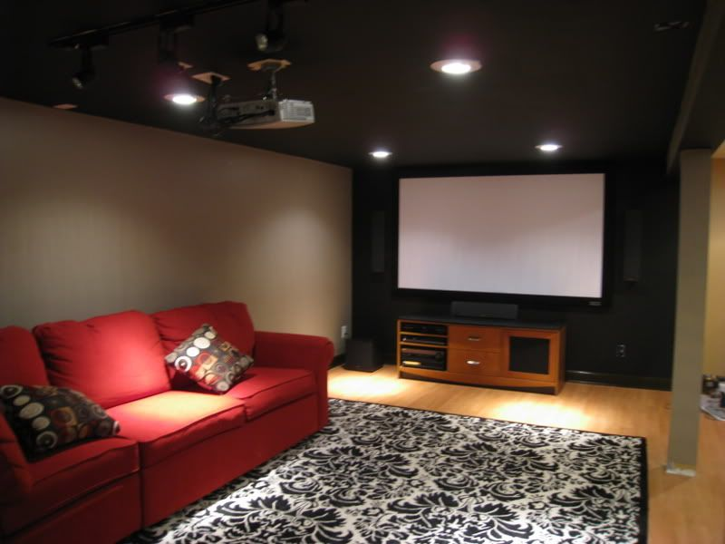 Low Basement Ceiling (7 ft) HT Builds | Basement Ideas ...