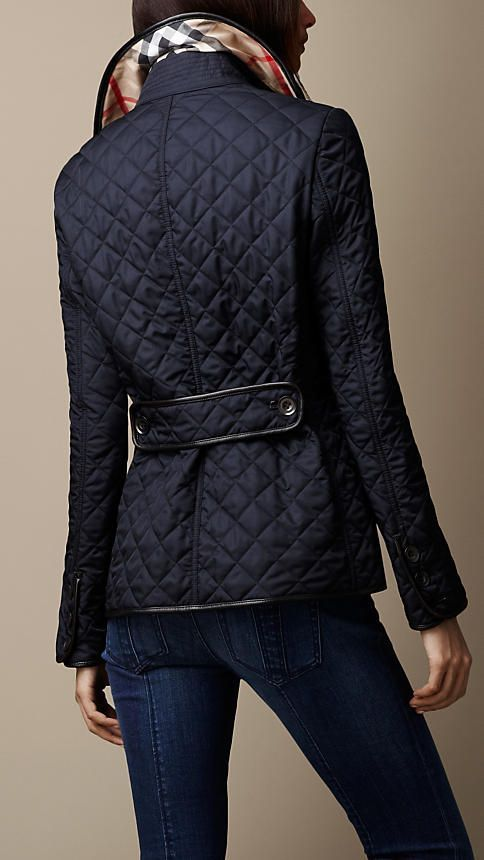 Burberry Quilts & Puffers | Burberry quilted jacket