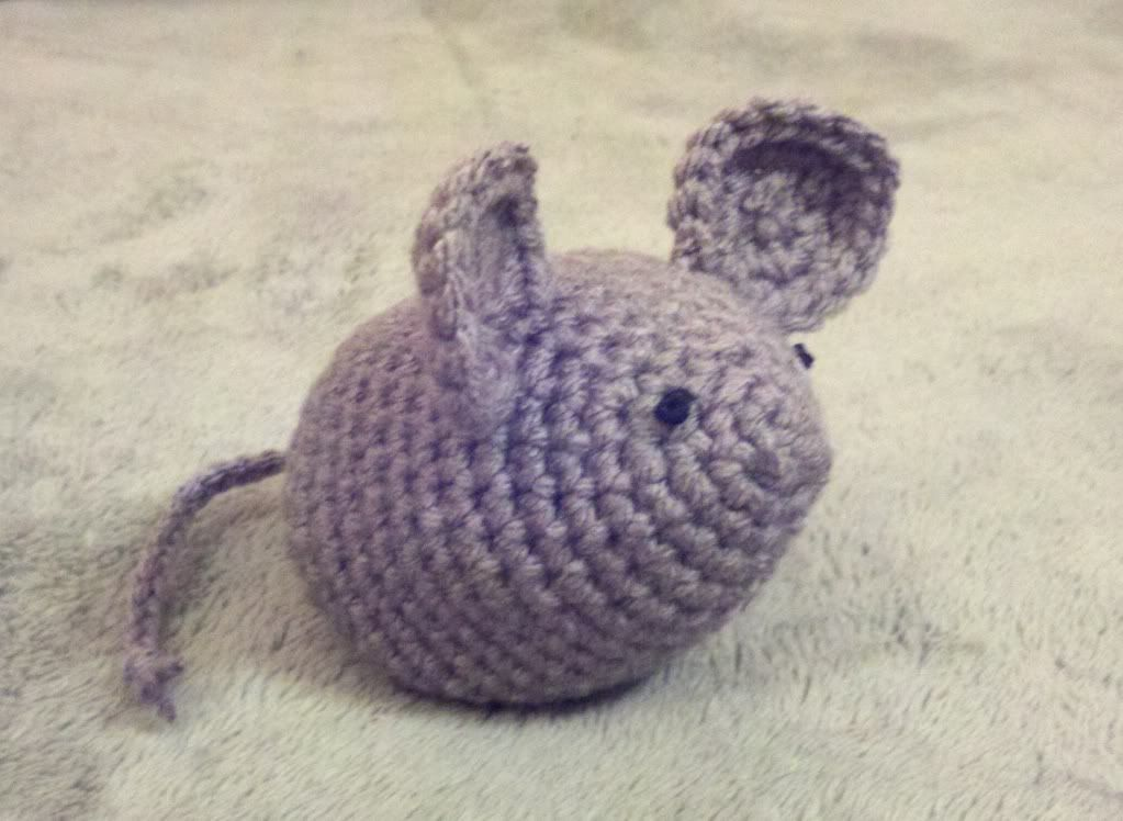 Free Crochet Mouse Pattern | 404 - Squidoo Page Not Found