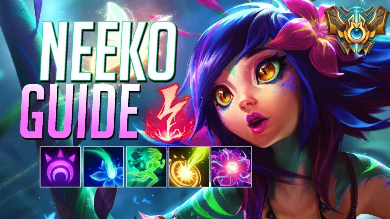 How To Play Neeko - Neeko Guide   Abilities & Combos   Build   Runes