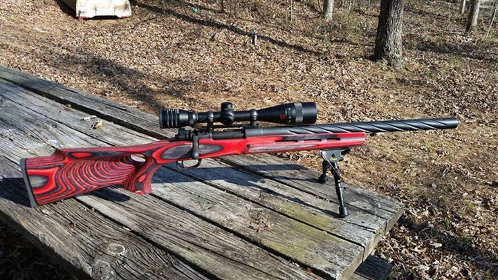 Have you upgraded your rifle barrel?