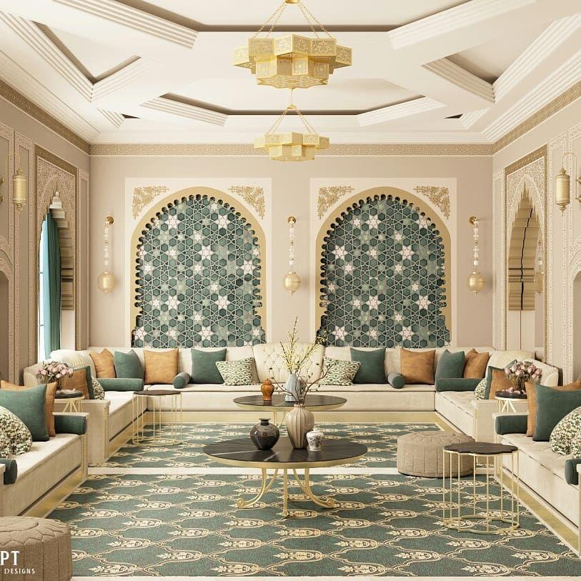 رمضان كريم تصميم مجلس من أعمال سكريبت للعمارة الديكور Spiritual Islamic Majlis Script Designs Home Decor I Lanscape Design Design Architecture Design