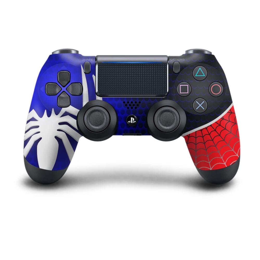 Spidey Parker Ps4 Controller Dream Controller Dreamcontroller Ps4 Controller Games Joystick Fifa Ps4 Controller Ps4 Controller Custom Ps4