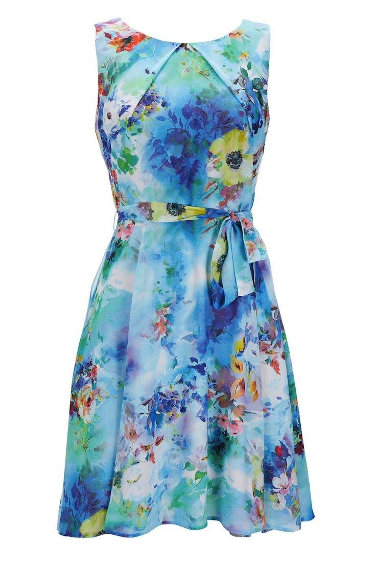 Cute Summer Floral Dresses! | cool | Pinterest | Floral, Summer ...