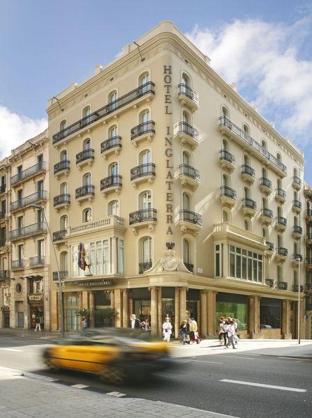 Hotel Inglaterra Seville Spain Destination Spain Barcelona