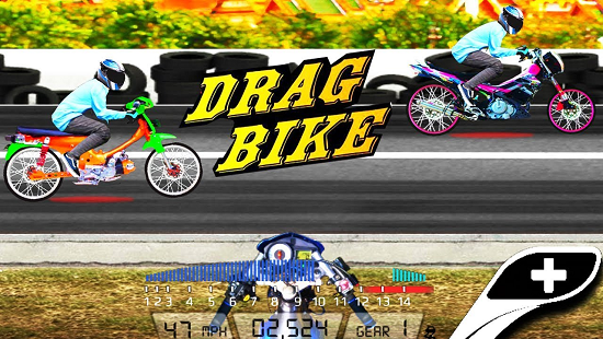 Download Drag Bike Malaysia Mod Apk 201m By Budak Ciku Download