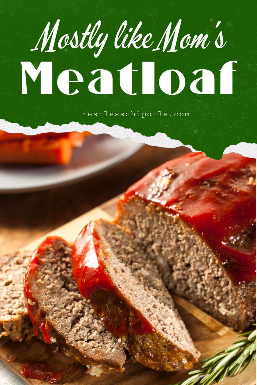 Homemade Meatloaf Recipe Recipe Slow Cooker Recipes Meatloaf Slow Cooker Meatloaf Easy Slow Cooker Meatloaf