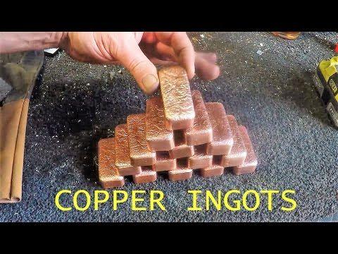 how to make a metal melting foundry melt aluminum brass gold