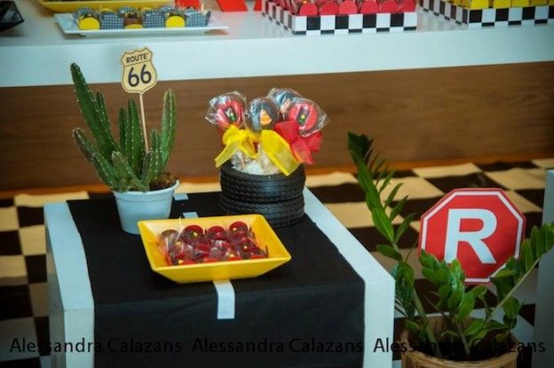 lightning mcqueen cars themed birthday party with such cute ideas via karas party ideas kara