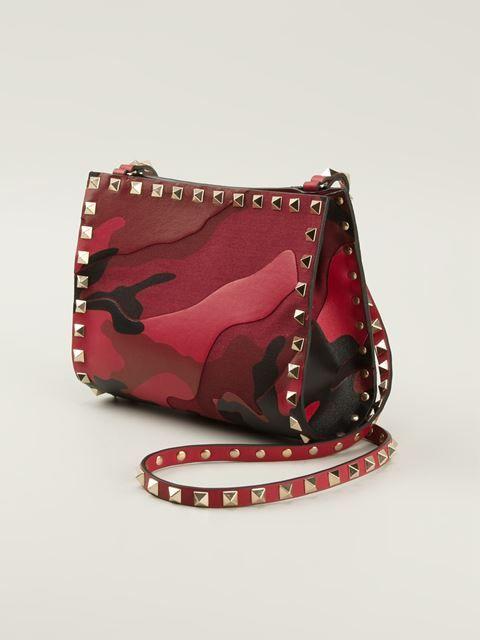 Valentino Garavani Camouflage Cross Body Bag - Tessabit - Farfetch.com