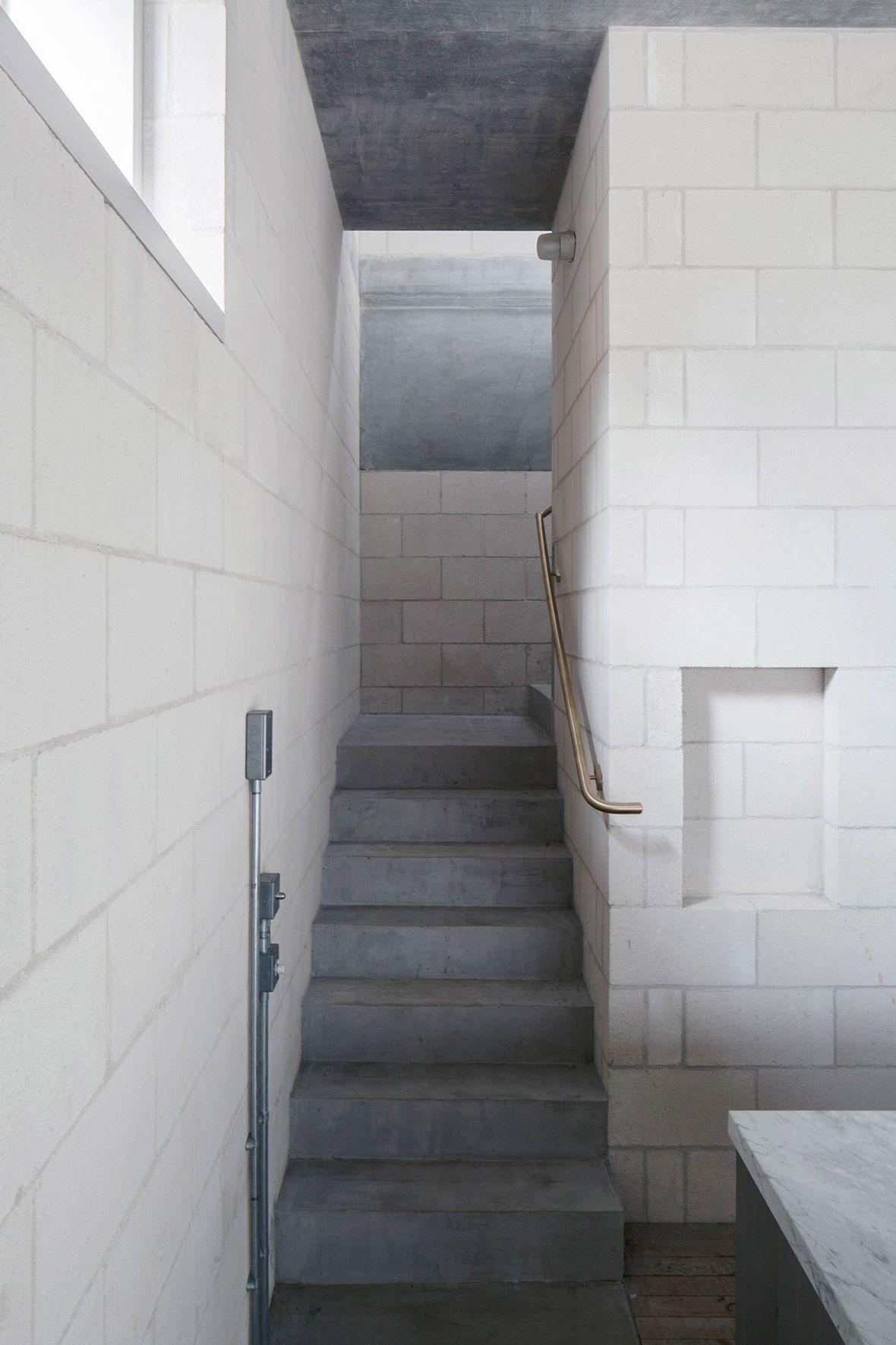 Juergen Teller Studio Architect Building Photography Minimalist Interior
