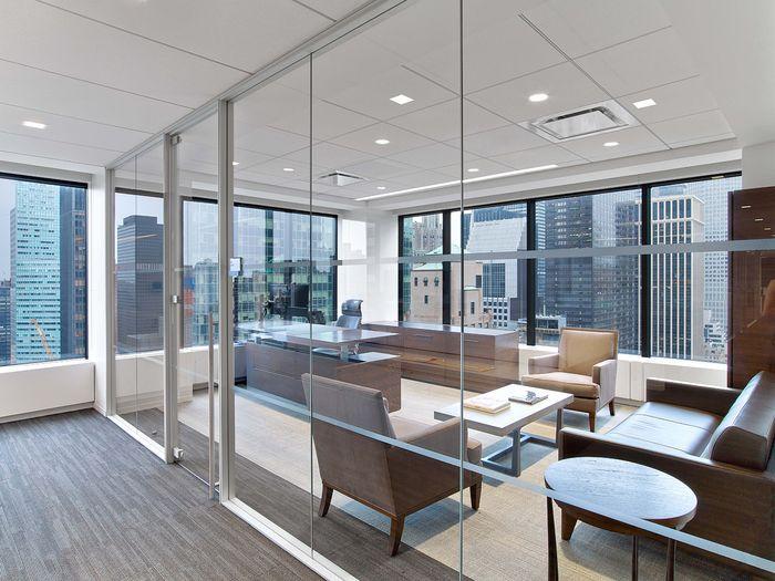 Office Tour: Asset Management Firm Offices – New York City