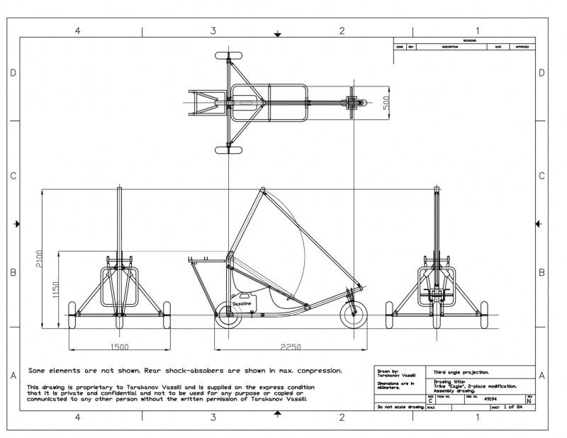 Trike Ultralight Glider Plans Learn Hang Gliding in NZ plans - copy blueprint detail in short crossword clue