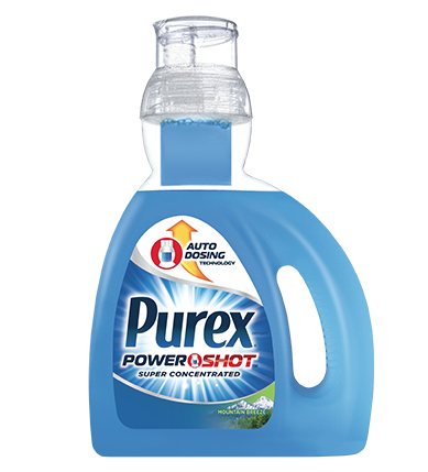 Measuring Done Right With Purex Powershot Detergent Review
