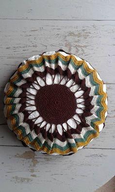 Hey, j'ai trouvé ce super article sur Etsy, chez https://www.etsy.com/fr/listing/288790515/coussin-rond-crochet