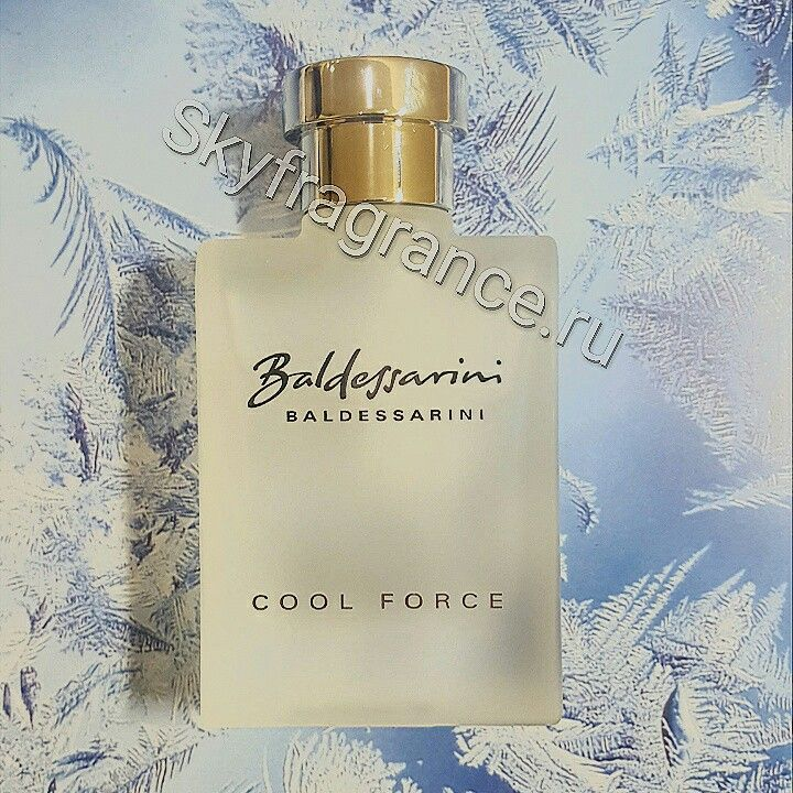 Baldessarini Cool Force   туалетная вода для мужчин.  Великолепная древесно фужерная новинка от известного бренда Baldessarini отлично подходит для современных мужчин.