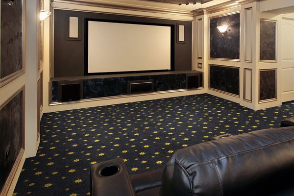 Home Theater Carpet Pattern Ideas Google Search