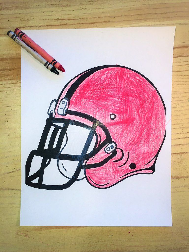 FREE Football Coloring Page | Bible Coloring Pages | Pinterest ...