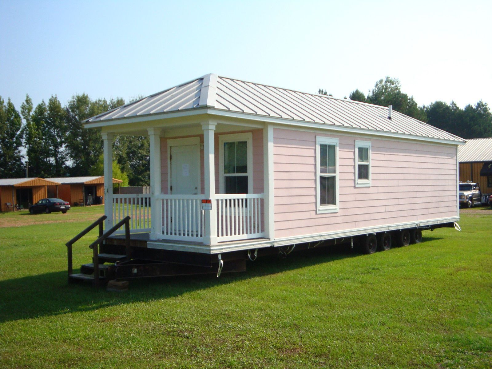 Katrina Cottage 1 Bedroom 1 Bath Completely Remodeled Ebay Building A Tiny House Mobile Homes For Sale Tiny Cottage Decor
