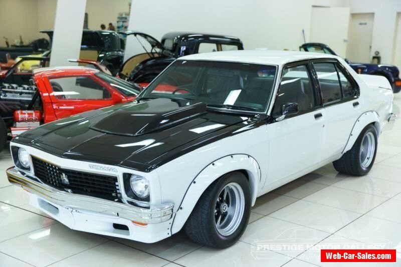 1977 Holden Torana LX SL/R 5000 A9X White Manual 4sp M Sedan #holden #torana #forsale #australia