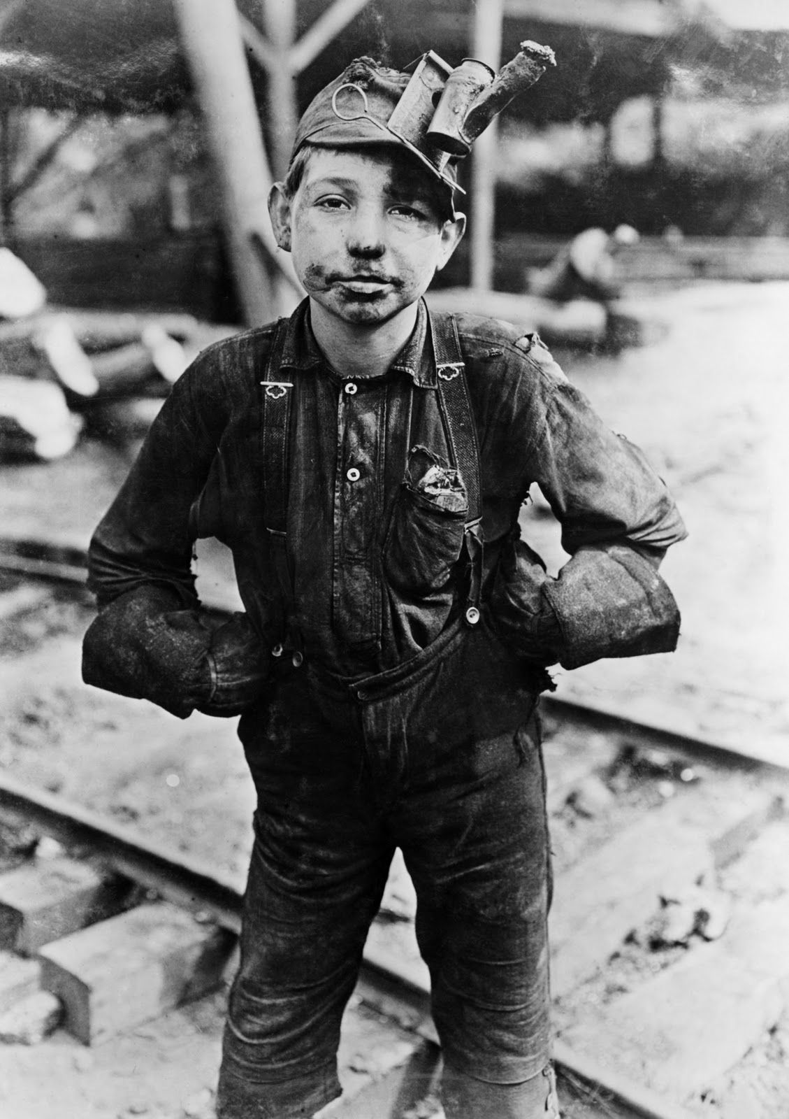 Shocking Pictures Of Child Labor In America Less Than 100